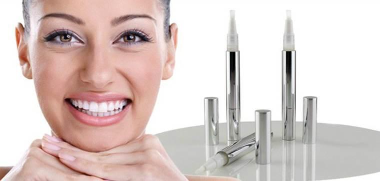 Карандаш для отбеливания зубов