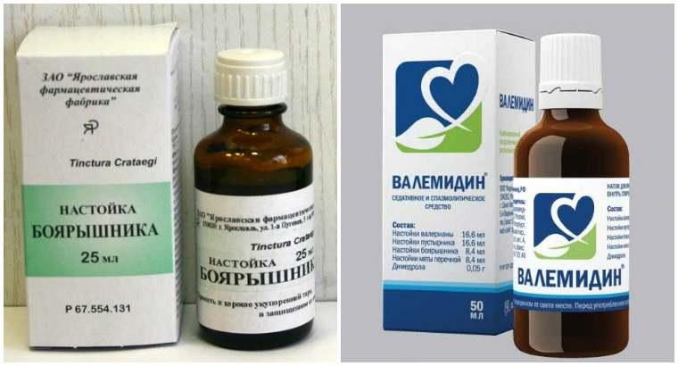 Лекарства с боярышником