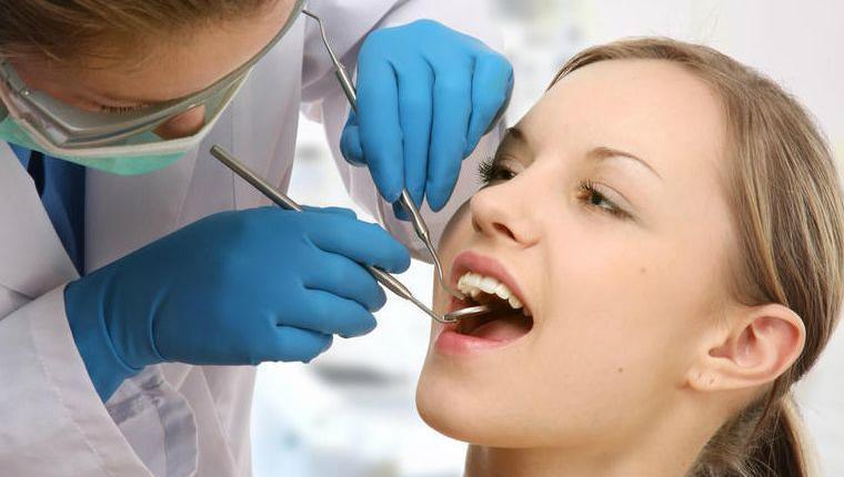 Лечение пародонтоза у стоматолога