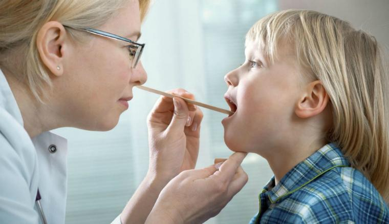 Профилактика ларингита у ребенка