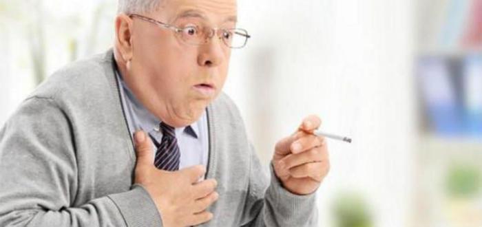 Симптомы кашля курильщика