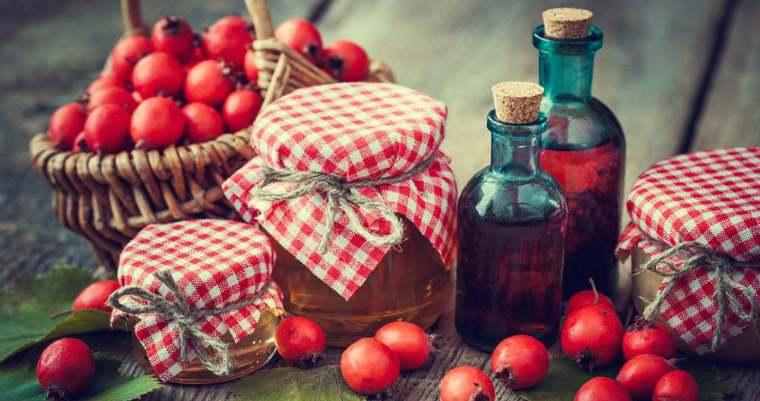 Рецепты приготовления настоек, компота и чая из боярышника