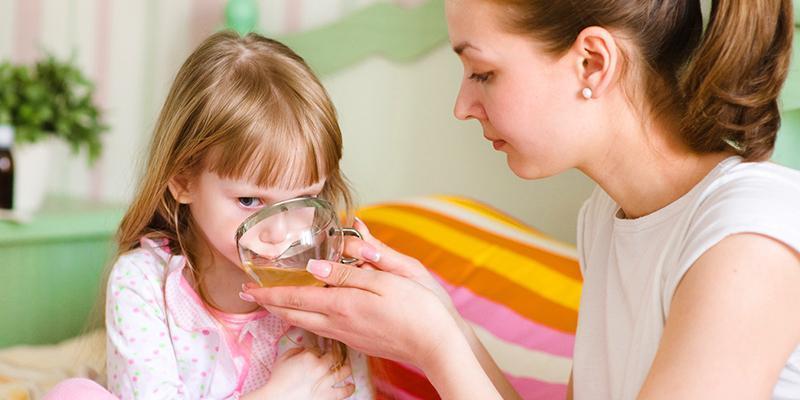 Лечение ларингита у детей на началной стадии
