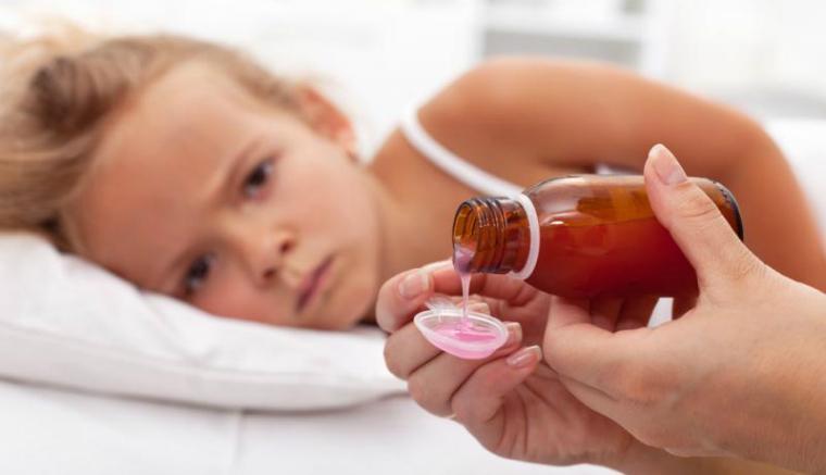 Лекарства от ларингита у детей
