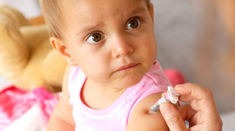 Прививка от краснухи