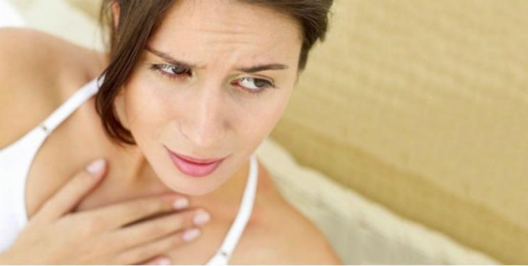 Изжога при различных заболеваниях