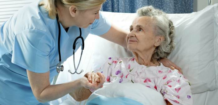 Плеврит у пожилых людей
