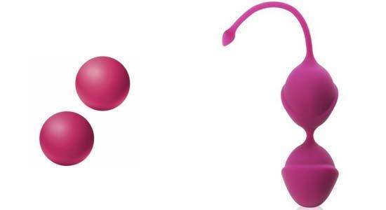 Вагинальные шарики-1