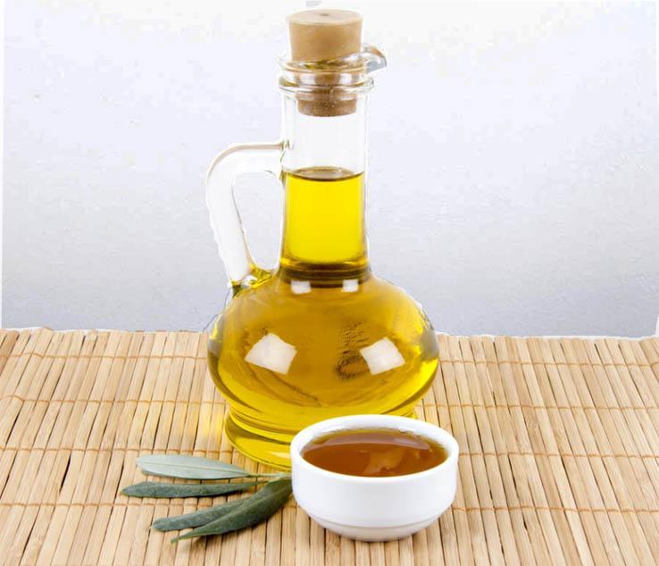 Маска для волос- оливковое масло и мёд