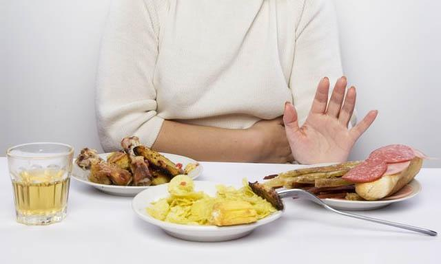 Аноректики- средства, притупляющие аппетит