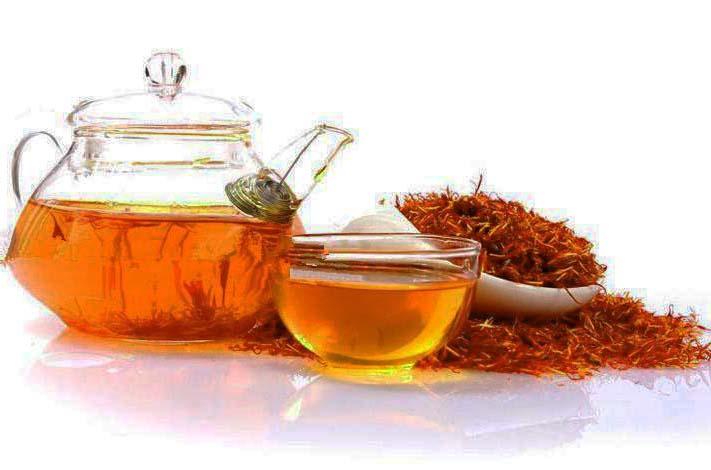 Тайские чаи - чай из дикого шафрана Сафлор