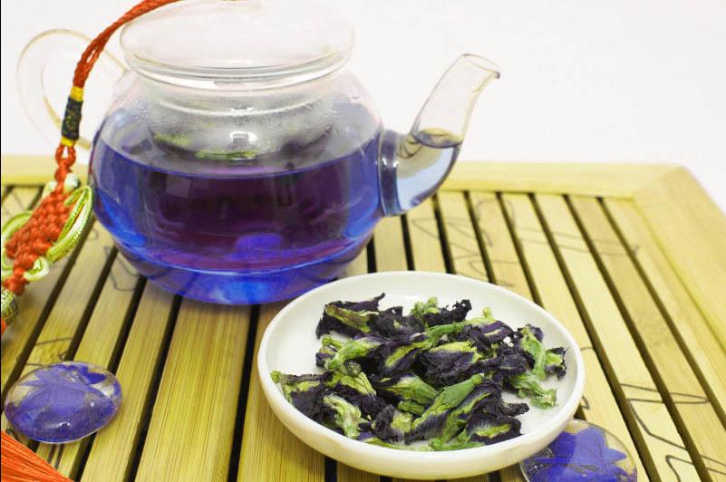анчан тайский синий чай