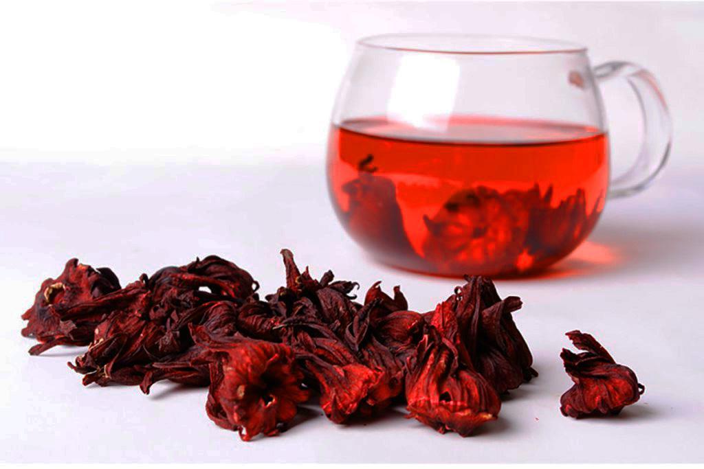 Тайские чаи - травяные чаи на каждый день - из гибискуса