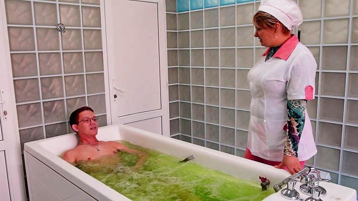 Хвойные ванны при псориазе