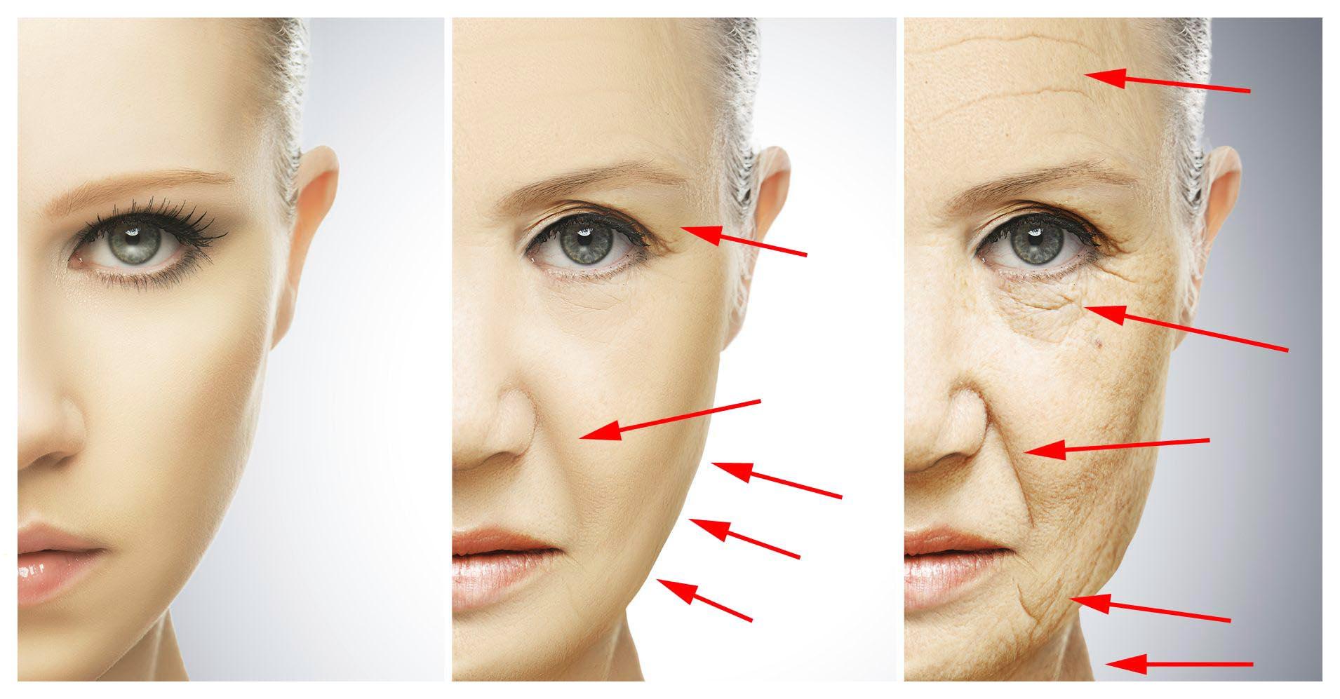 Особенности ухода за кожей в разном возрасте
