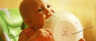 пищевые аллергены у детей