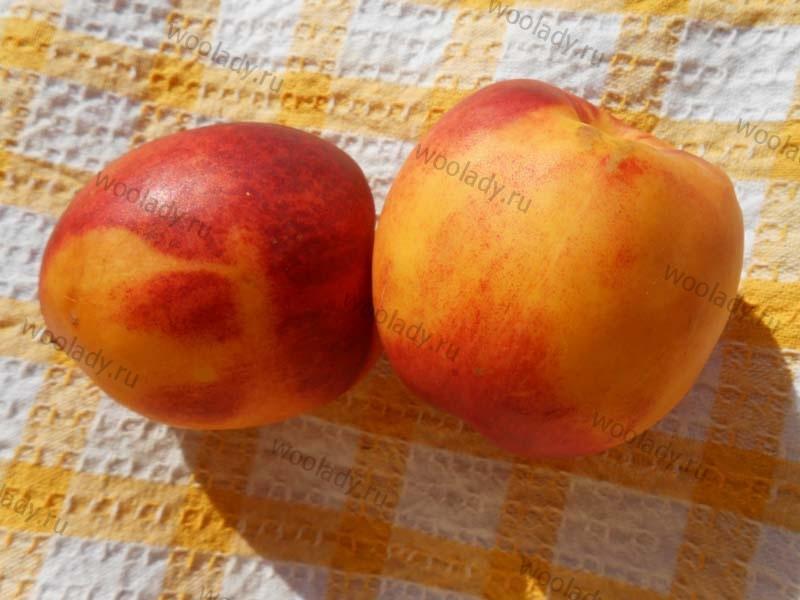 Польза персиков для организма