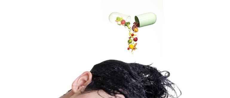 Какие витамины помогут при выпадении волос