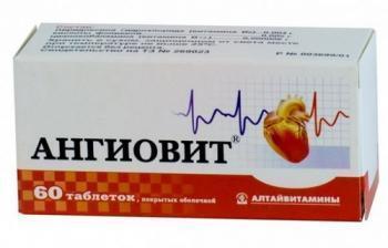 Витамины группы B - Ангиовит