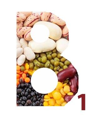 Витамин В1 в каких продуктах