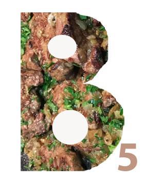 Витамин В5 в мясе
