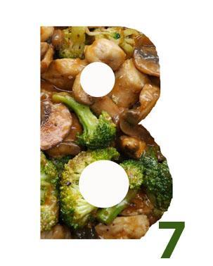 Витамин B7 содержится в продуктах