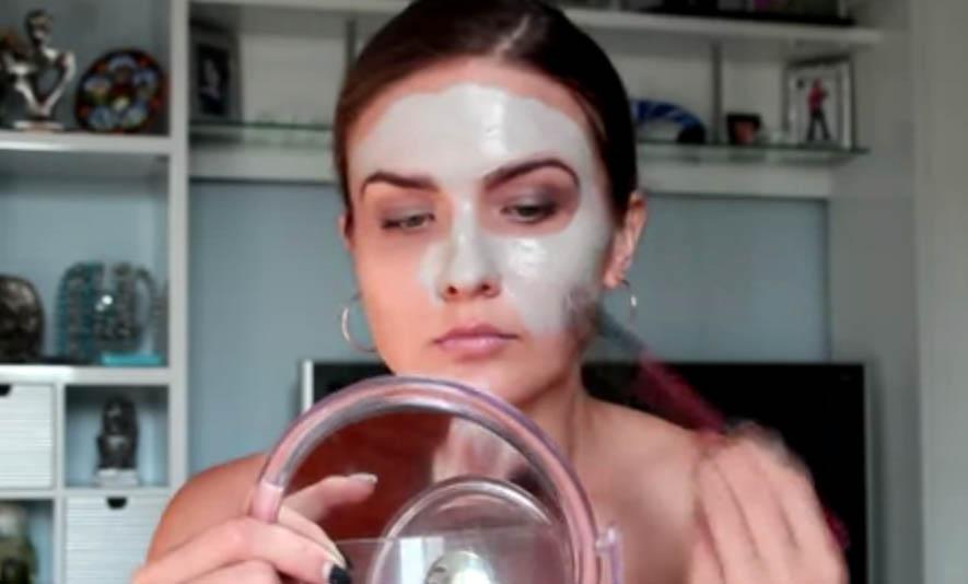 Голубая глина для лица - рецепты домашних косметических средств
