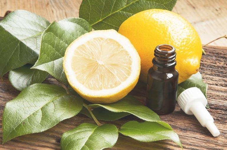 лимонный тоник для лица