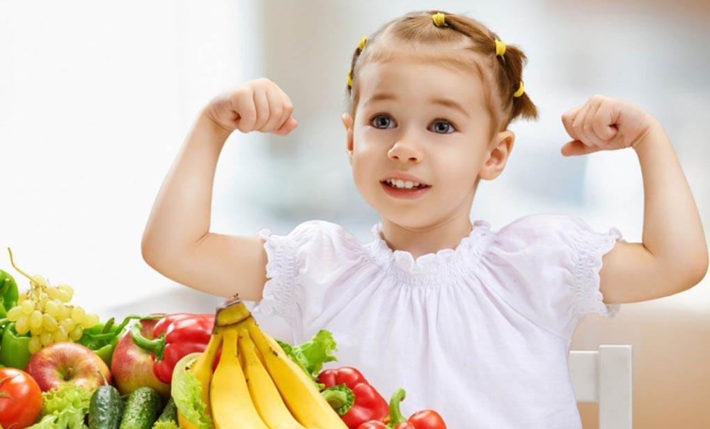 Витамины, полезные для детей