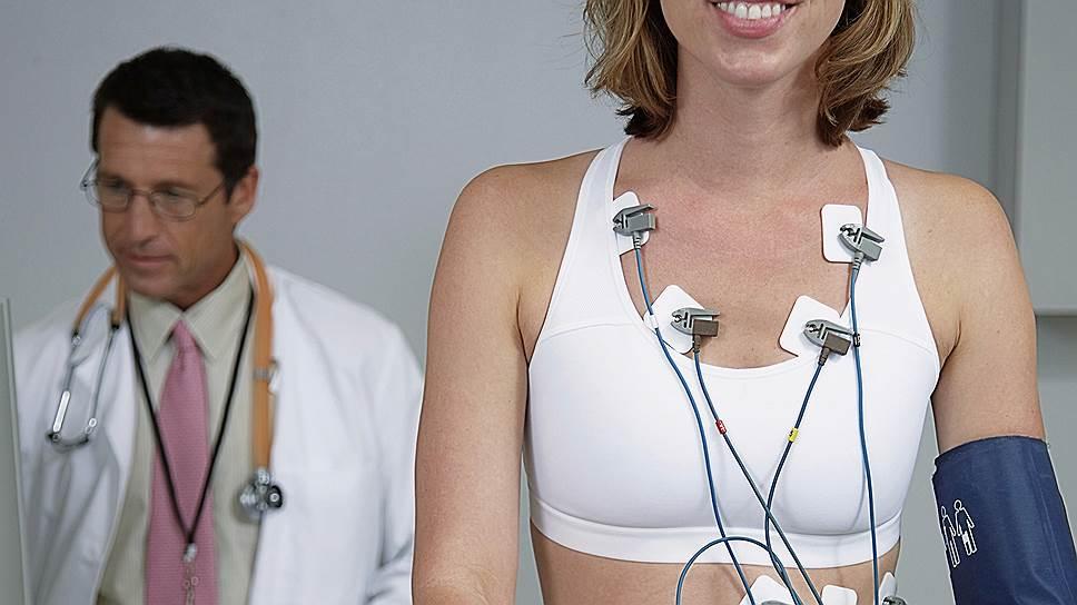 Проведение холтеровского мониторирования сердечного ритма